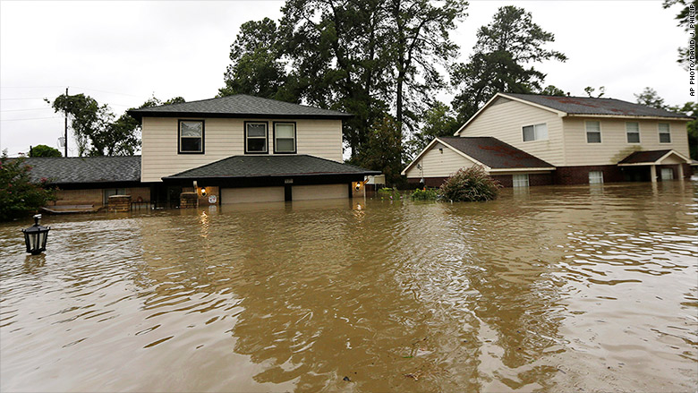Hurricane Harvey Victims Get A Tax Extension