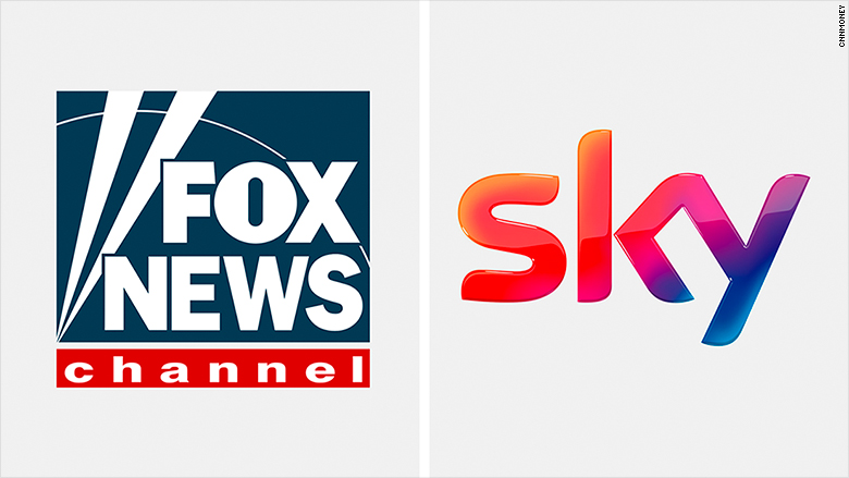 fox news sky uk