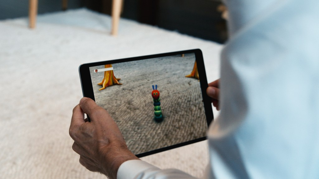 Playing with Apple's new augmented reality platform