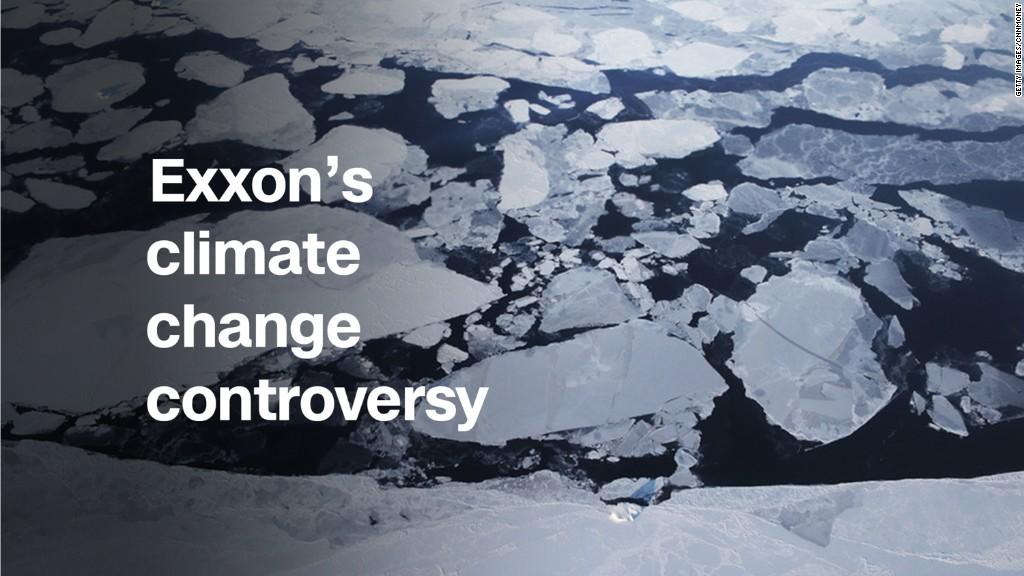 Exxon's climate change problem: A timeline