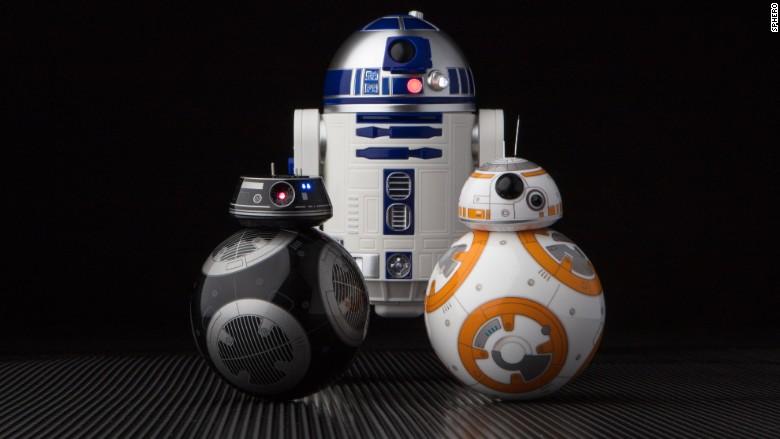Sphero toys