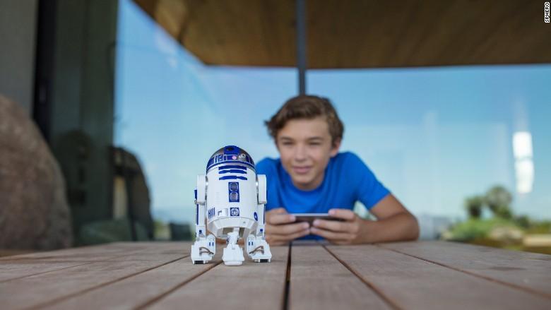sphero droids
