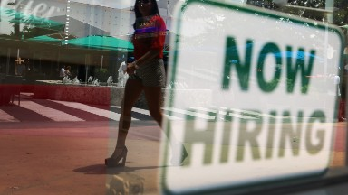 August labor report: 201,000 more jobs, and pay keeps pace