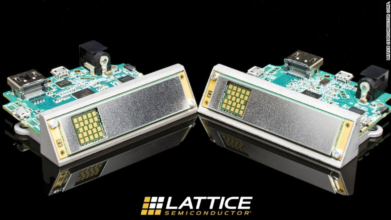 Lattice Semiconductor Corp