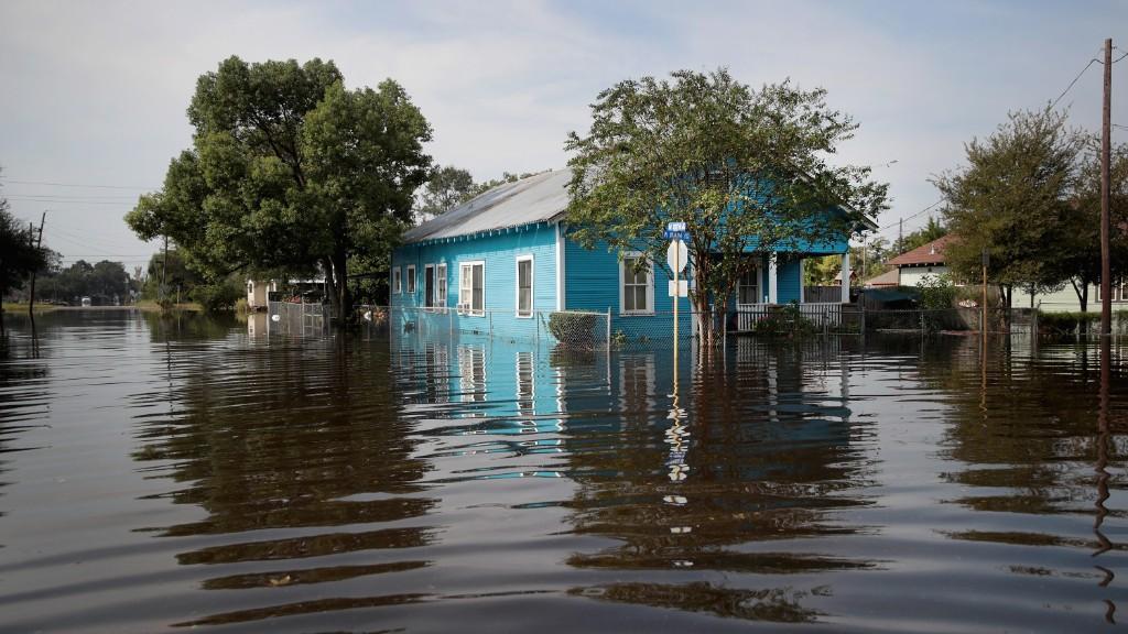 Hurricane Harvey ends, Houston's story begins