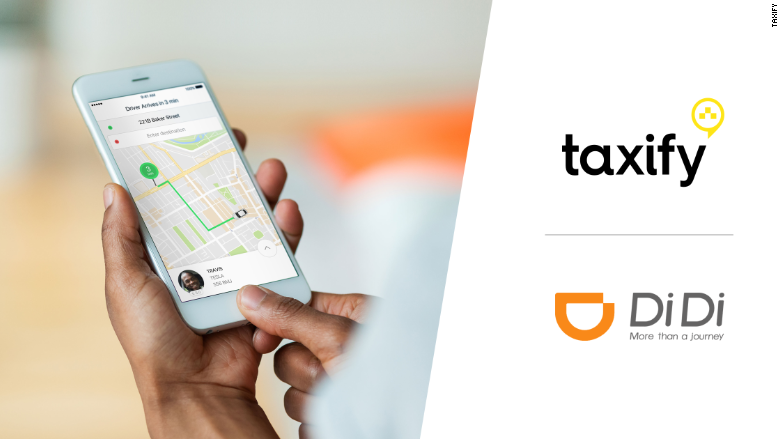 taxify didi chuxing