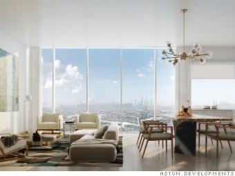 You Can Buy A New Dubai Apartment For 50 Bitcoin