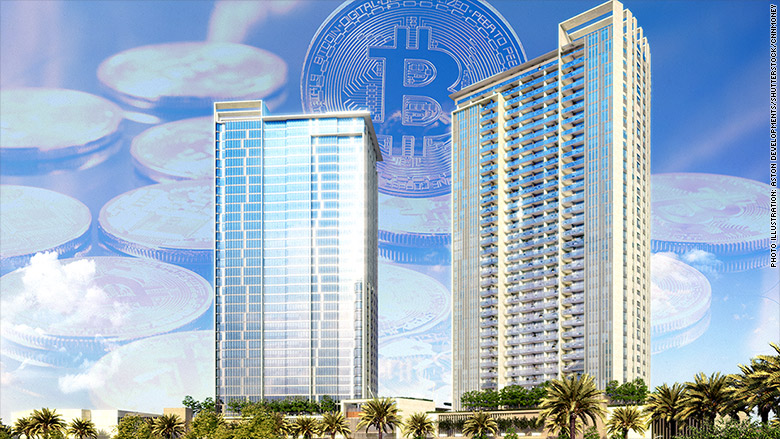 dubai luxury apartments bitcoin