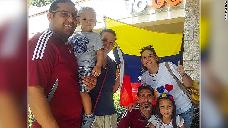 venezuela irma
