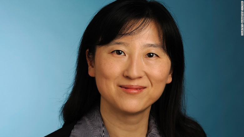 tianyue yu, co-founder Quanergy Systems