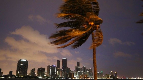 Tesla triggers upgrade for cars in Irma's path