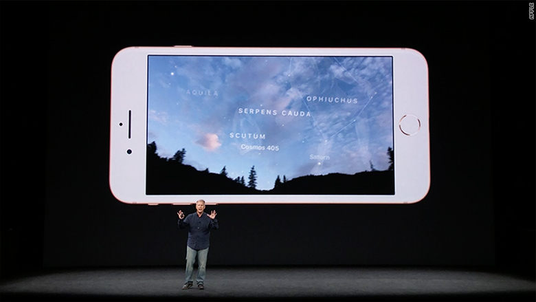 apple event iphone 8 ar