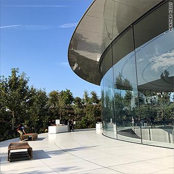 First look at Apple Park, Steve Jobs' dream campus