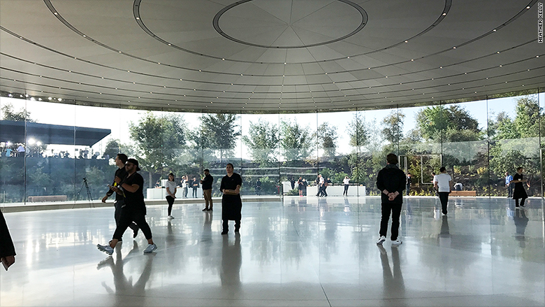apple event jobs theater interior