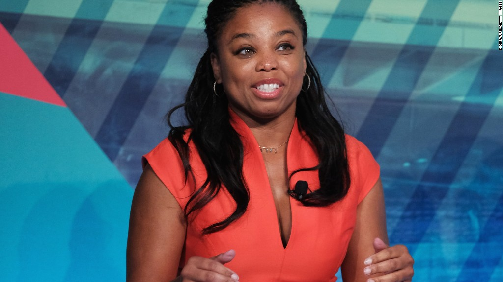 Jemele Hill's 'mainstream opinion' about Trump