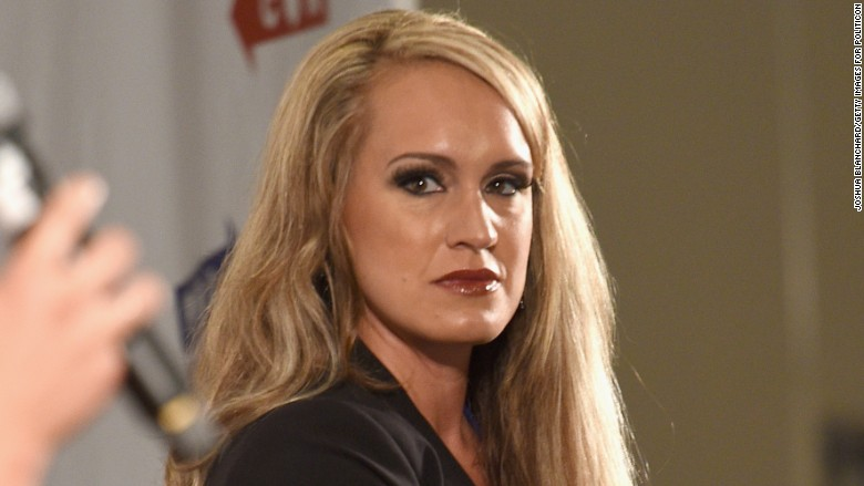 Scottie Nell Hughes Sues Fox News Claims Name Was Leaked