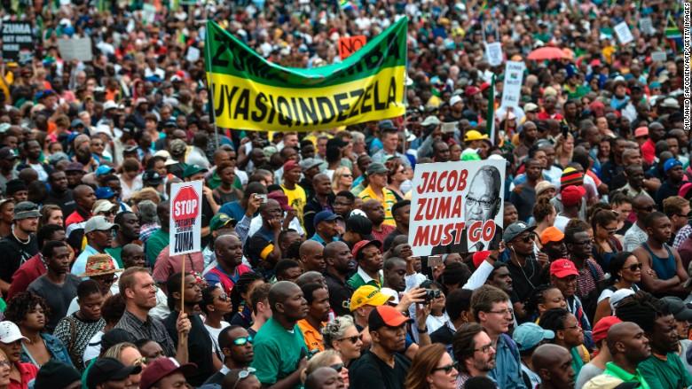 McKinsey drawn into South Africa's sprawling corruption scandal