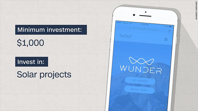 impact investing platforms wunder