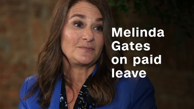 What Melinda Gates told Ivanka Trump about paid leave
