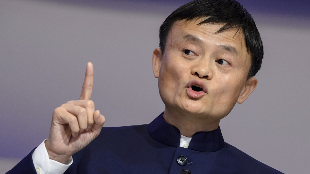 Jack Ma It S Not Made In China It S Made On The