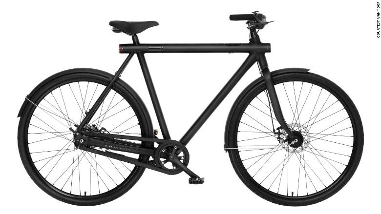 vanmoof bike 2