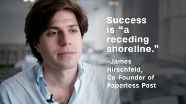 Paperless Post founder's technology helps get people face-to-face