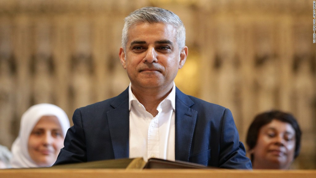 London mayor: Uber has to play by the rules