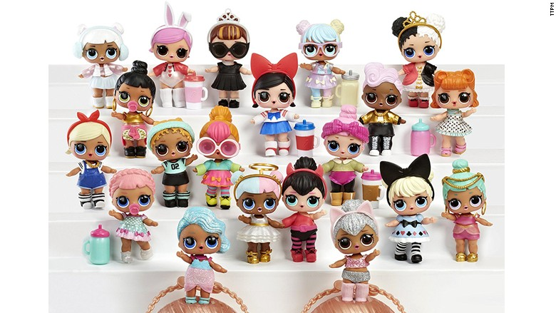 Toys For Girls Lol : L o surprise dolls hottest toys for this holiday