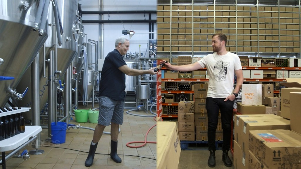 Tapping into craft beer's online potential