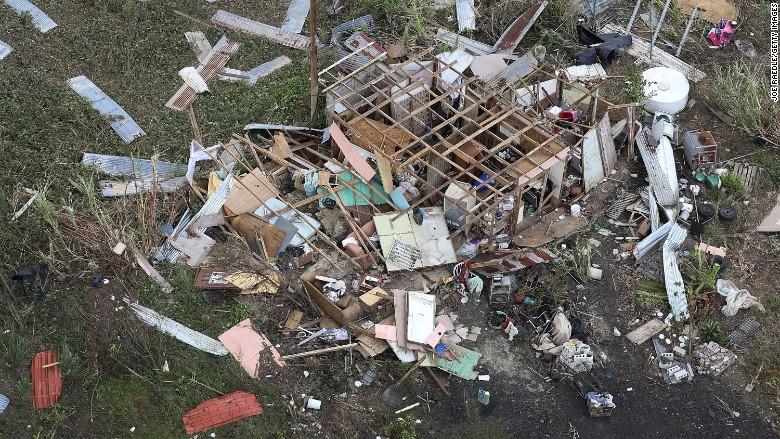 puerto rico hurricane maria damage