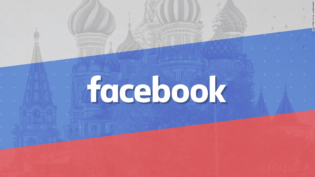 U.K. seeks info on Russian-linked Facebook ads