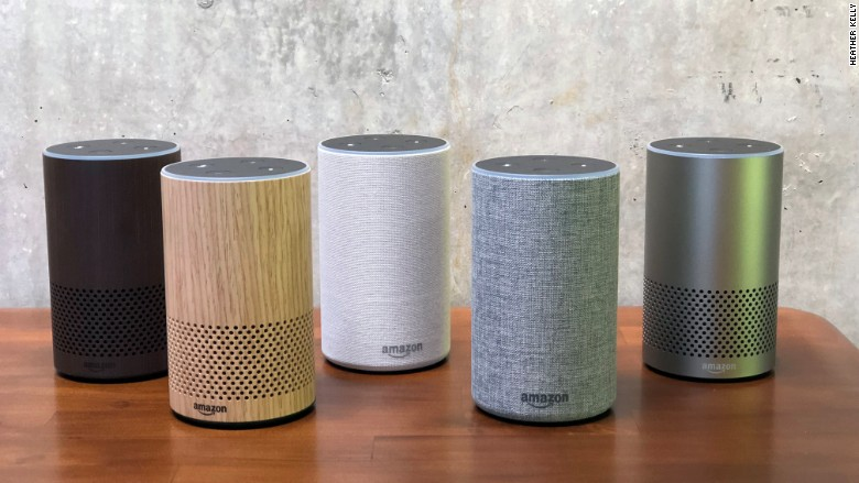 Amazon Echo designs