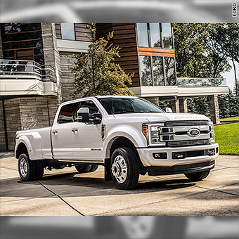 The Ford Super Duty F 450 Limited Is Most Luxurious Ever Offered