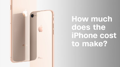 Ripping apart the new iPhone to see how much it costs