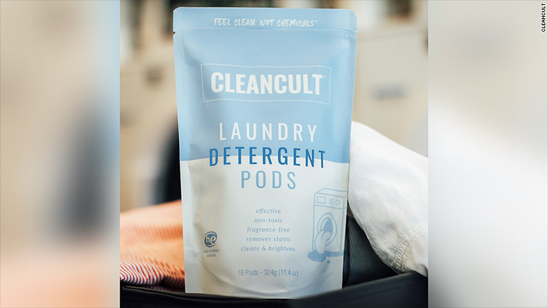 cleancult detergent