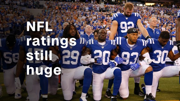 Papa John's says NFL protests are hurting sales