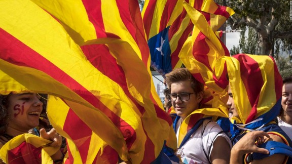 Spain loses 20% of its economy if Catalonia splits