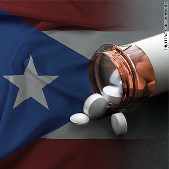 Closed Puerto Rico factories are the sole source of some