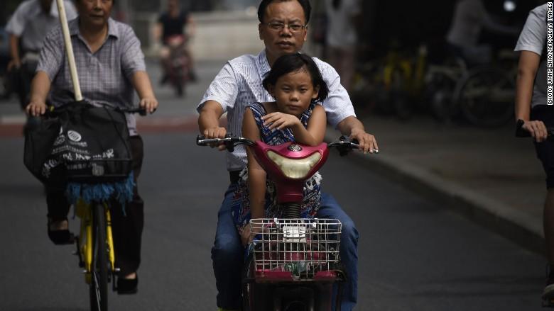 China e-bikes