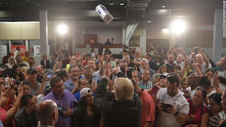 Puerto Rico Donald Trump
