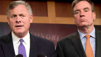 Senate Intel chair: point of Russian ads 'seems to have been to create chaos'