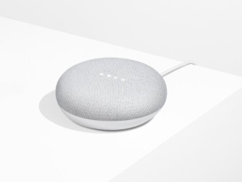 Google Home mini speaker