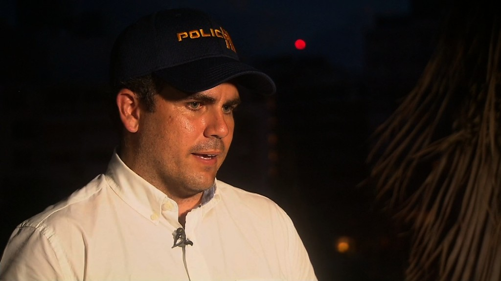 Puerto Rico Governor: Focused on getting resources