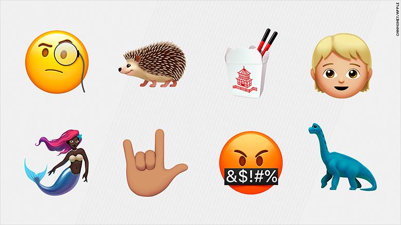 ios 11 1 emojis