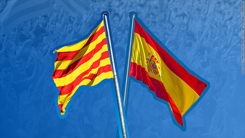 catalonia independence spain
