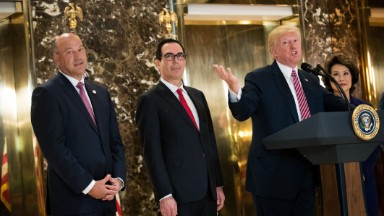 Inspector general launches second review of Steven Mnuchin's travels