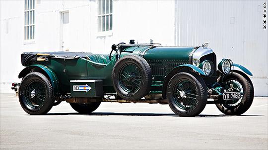 Bentley Has Rediscovered Its Racing Roots