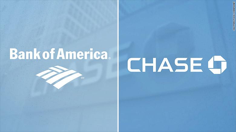 1: JPMorgan Tops Bank Of America For Deposits