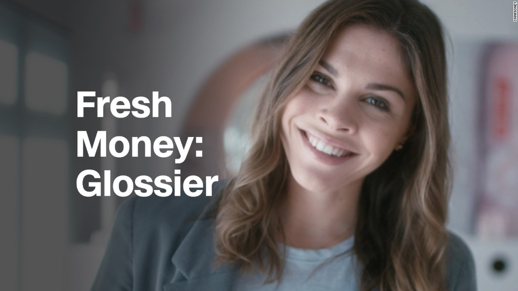 Glossier founder created a beauty brand she 'could be friends with'