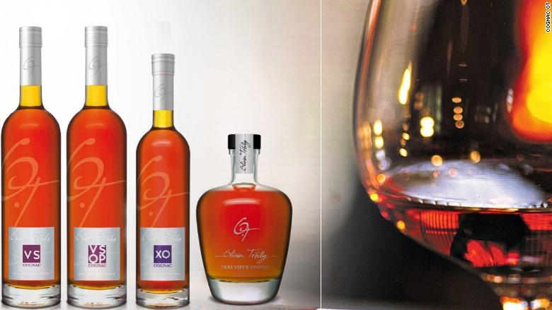 cognac OT range
